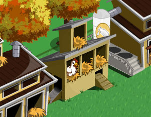 FarmVille New Chicken Coops With Mystery Eggs